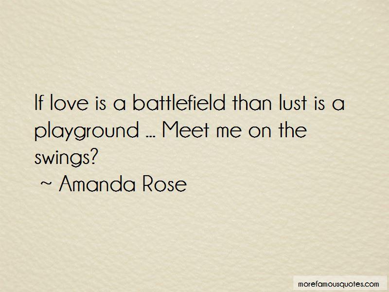 Amanda Rose Quotes Pictures 2