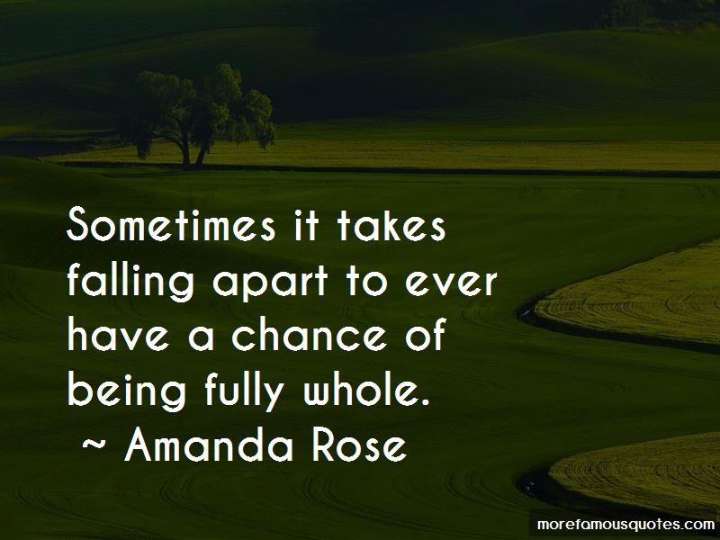 Amanda Rose Quotes Pictures 3