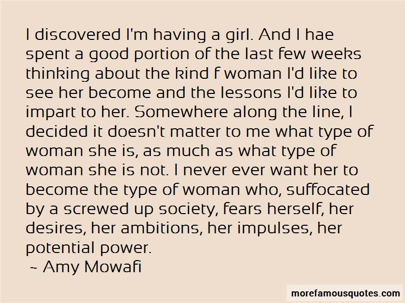 Amy Mowafi Quotes Pictures 4