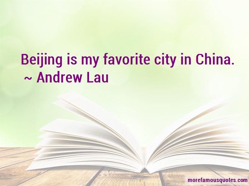 Andrew Lau Quotes Pictures 4