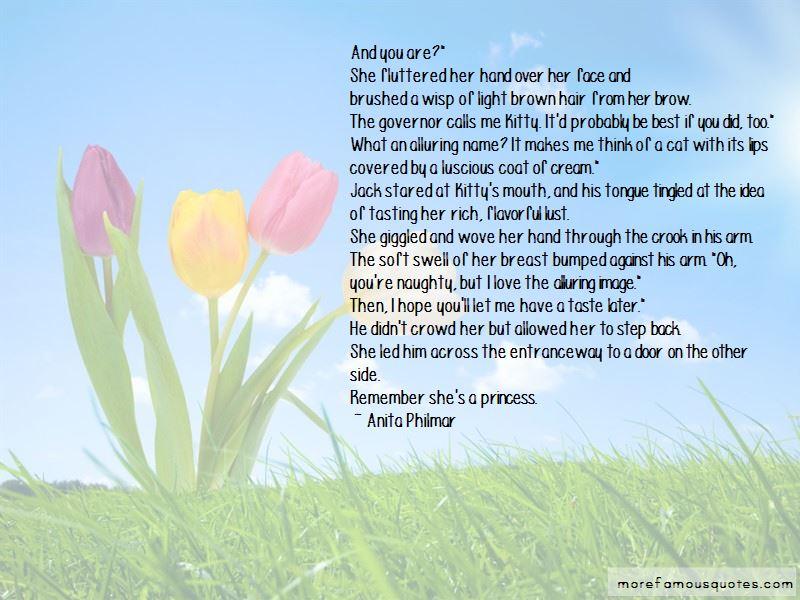 Anita Philmar Quotes