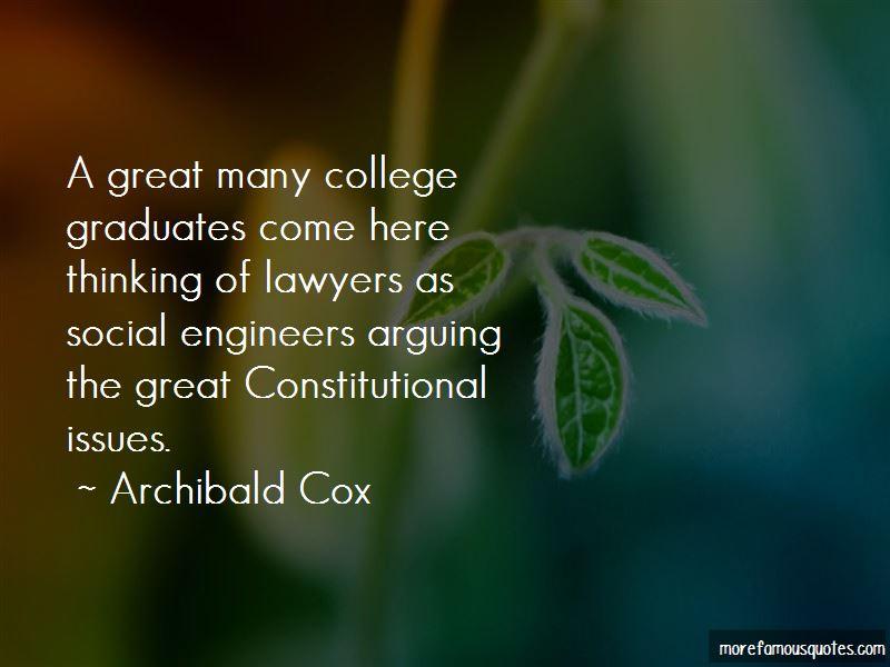 Archibald Cox Quotes Pictures 4