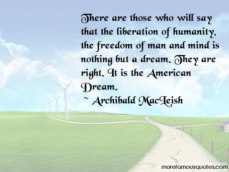 Archibald MacLeish Quotes Pictures 2