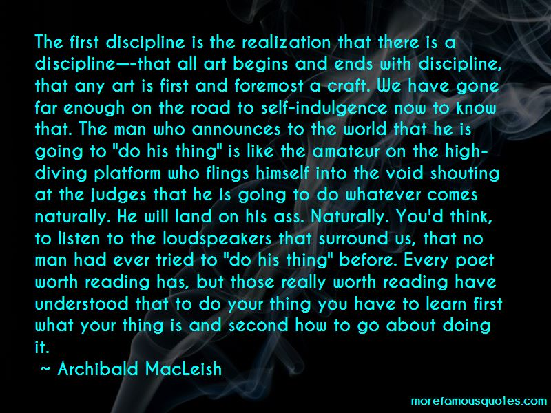 Archibald MacLeish Quotes Pictures 4