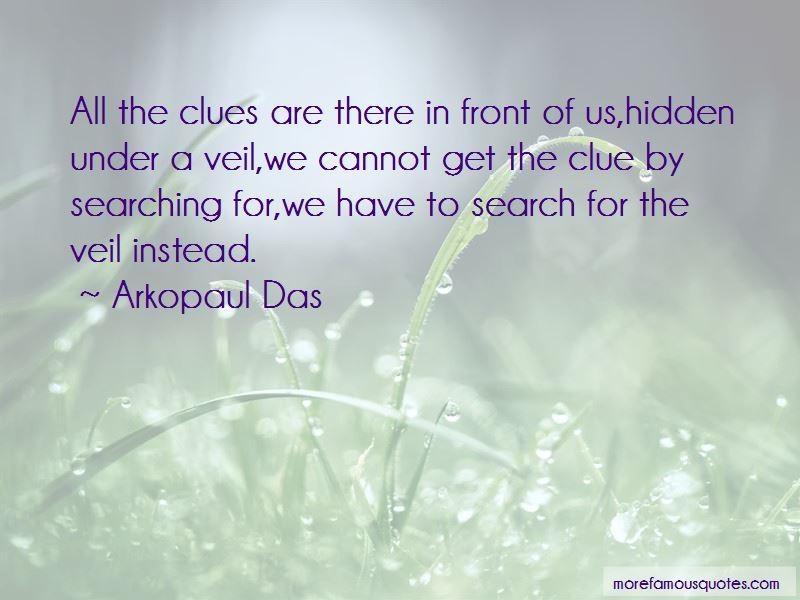 Arkopaul Das Quotes