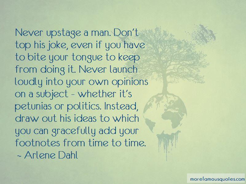 Arlene Dahl Quotes