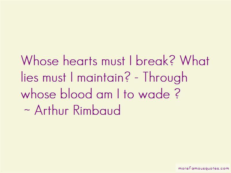 Arthur Rimbaud Quotes Pictures 4