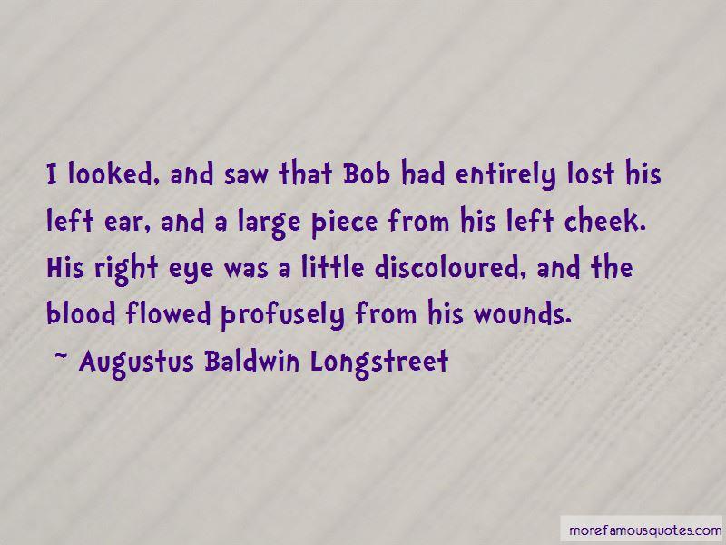 Augustus Baldwin Longstreet Quotes Pictures 2