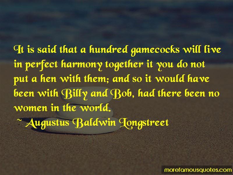 Augustus Baldwin Longstreet Quotes Pictures 4
