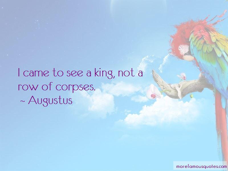 Augustus Quotes Pictures 3