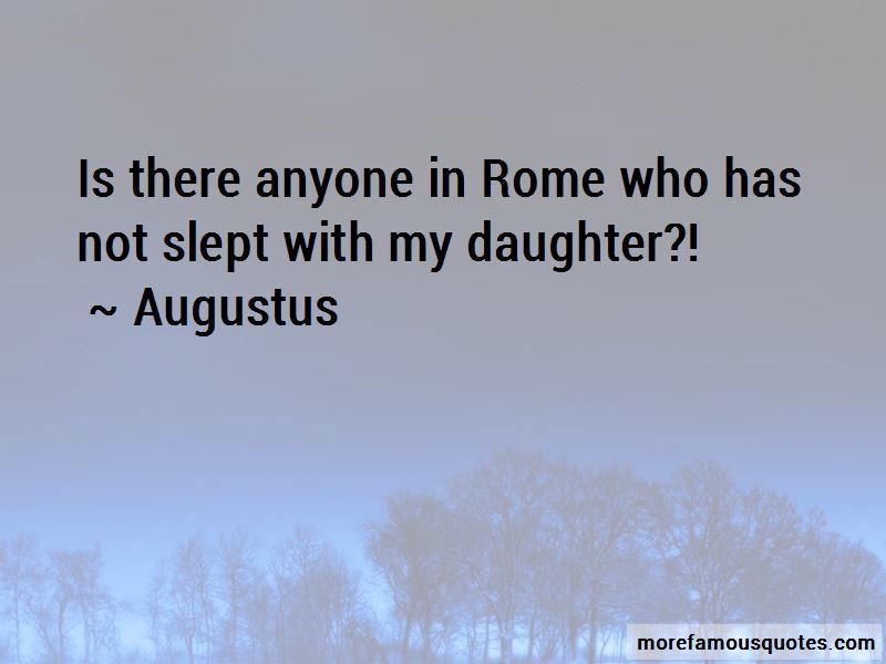Augustus Quotes Pictures 4