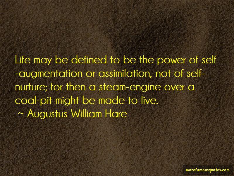 Augustus William Hare Quotes Pictures 2