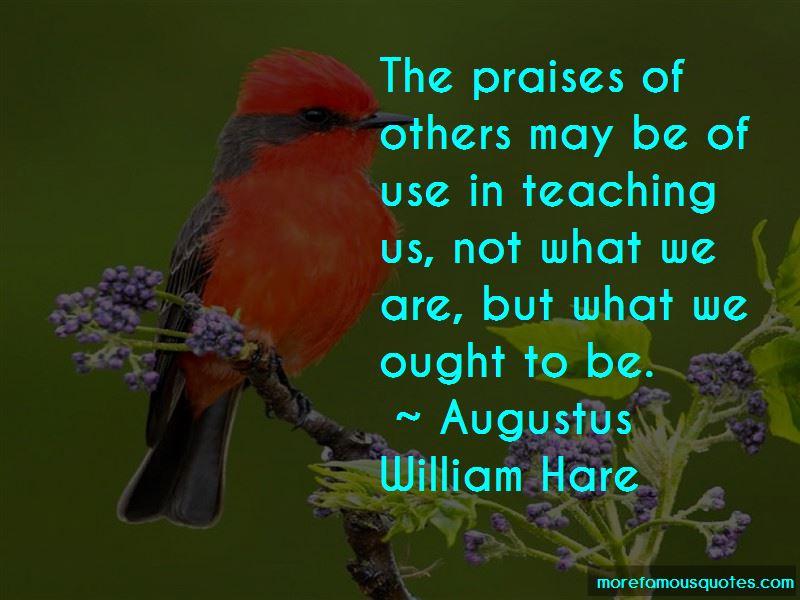 Augustus William Hare Quotes Pictures 3