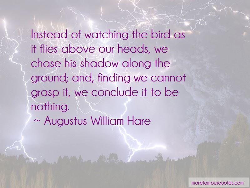 Augustus William Hare Quotes Pictures 4