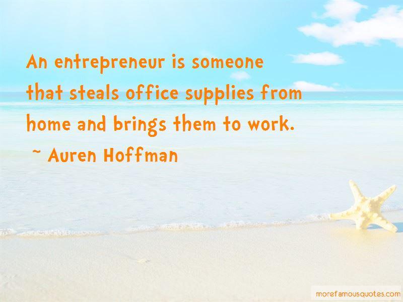 Auren Hoffman Quotes Pictures 3