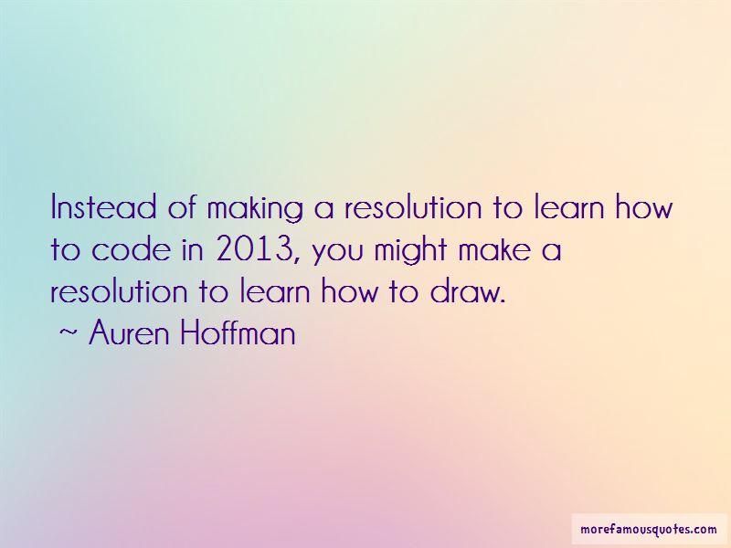 Auren Hoffman Quotes