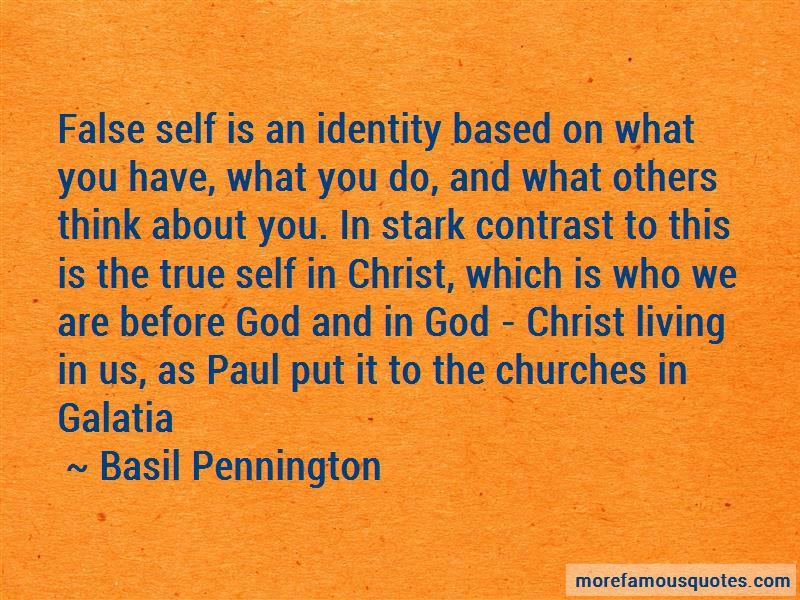 Basil Pennington Quotes