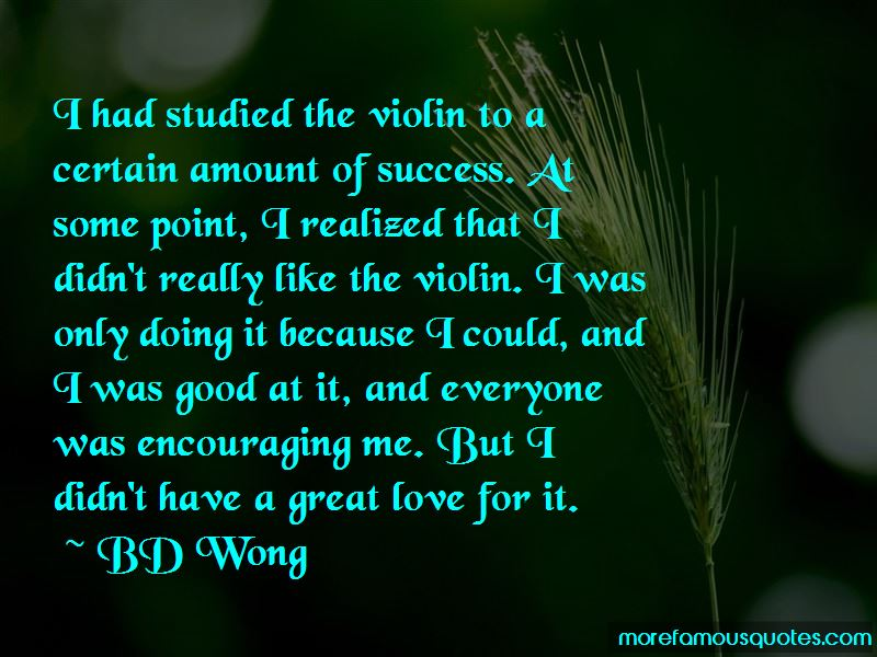 BD Wong Quotes Pictures 2