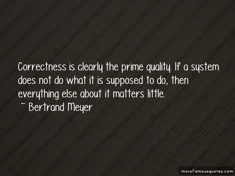 Bertrand Meyer Quotes Pictures 2