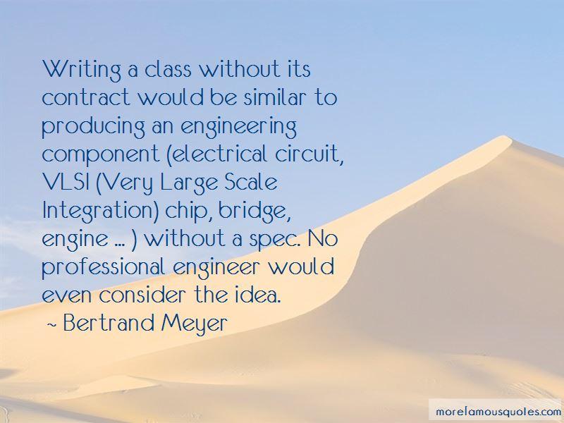 Bertrand Meyer Quotes
