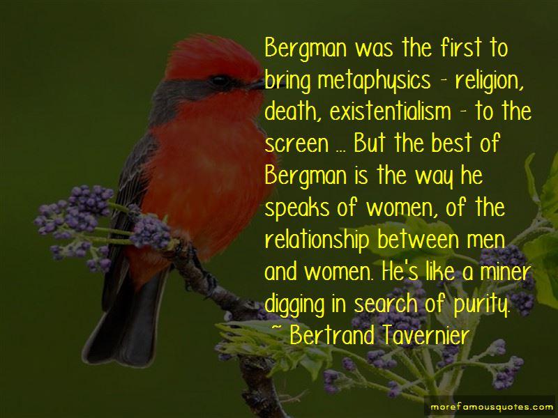 Bertrand Tavernier Quotes Pictures 2