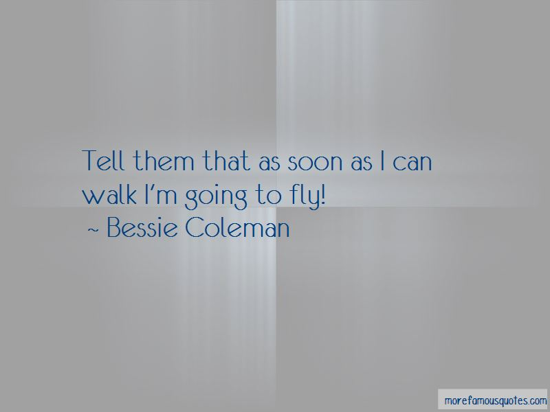 Bessie Coleman Quotes Pictures 2