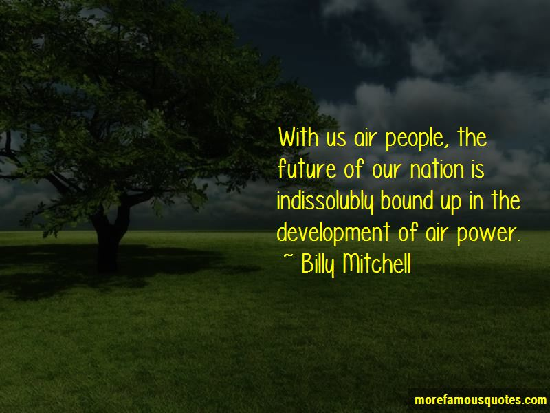 Billy Mitchell Quotes Pictures 2