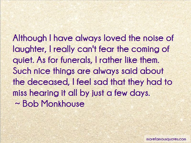 Bob Monkhouse Quotes Pictures 4