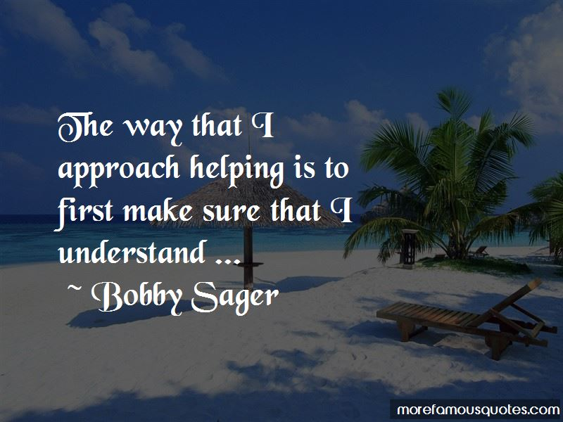 Bobby Sager Quotes Pictures 4