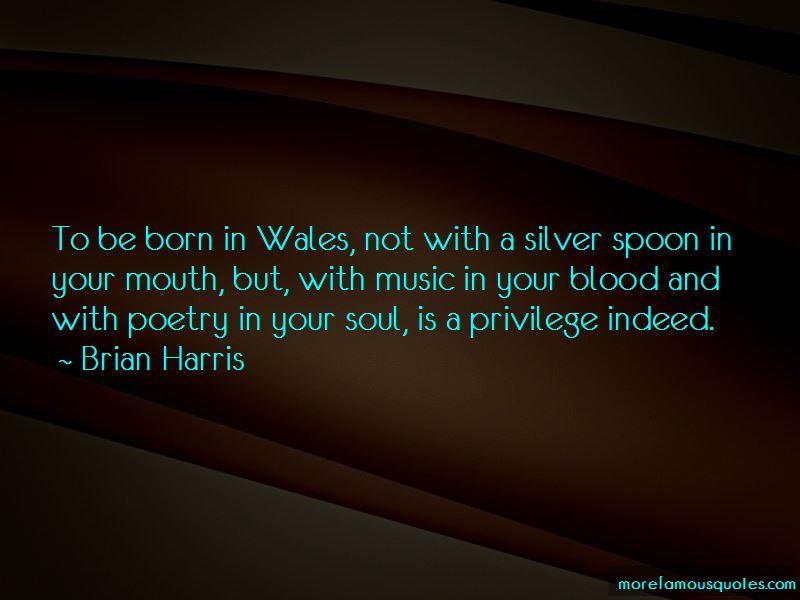 Brian Harris Quotes Pictures 3