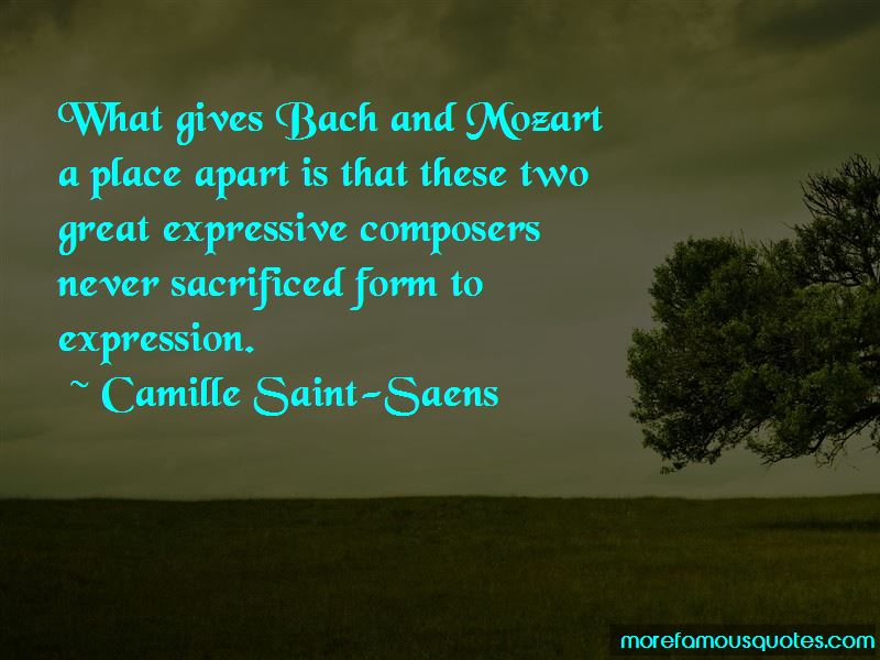 Camille Saint-Saens Quotes Pictures 2