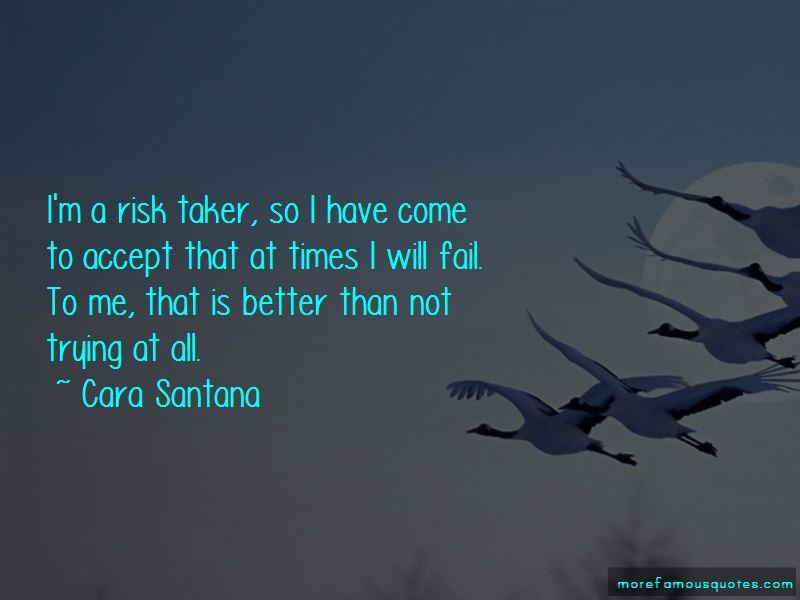 Cara Santana Quotes Pictures 4