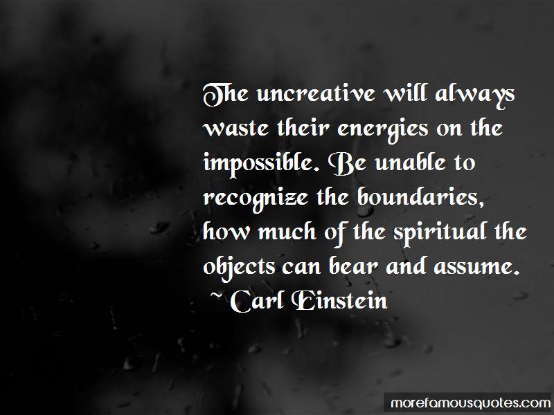 Carl Einstein Quotes Pictures 2