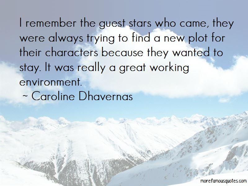 Caroline Dhavernas Quotes Pictures 3