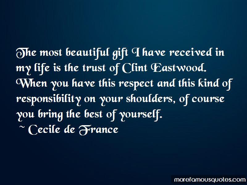 Cecile De France Quotes Pictures 4