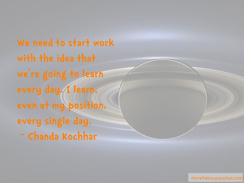 Chanda Kochhar Quotes Pictures 3