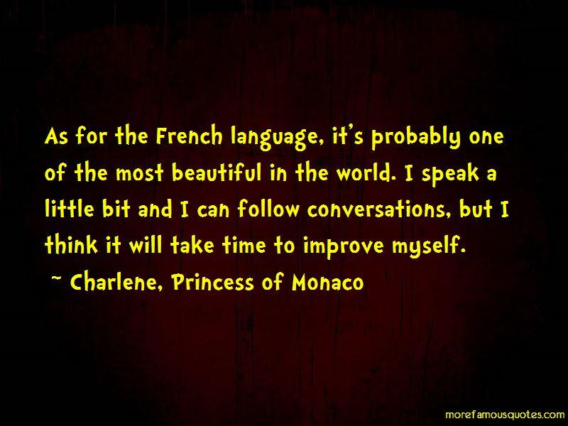 Charlene, Princess Of Monaco Quotes Pictures 4
