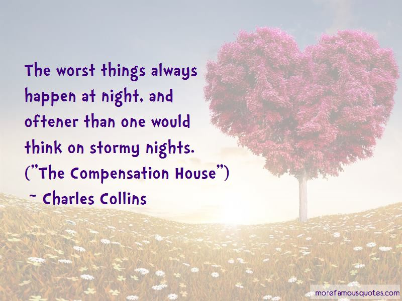 Charles Collins Quotes