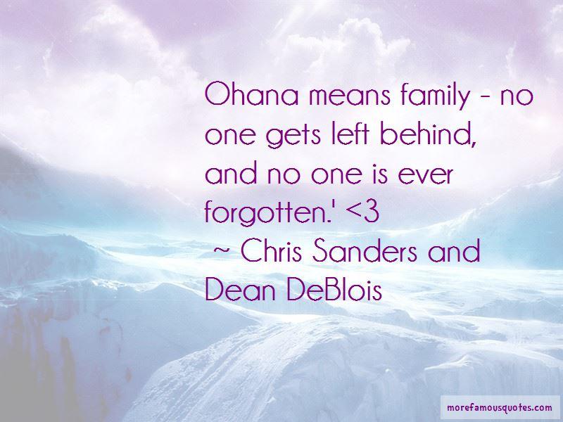 Chris Sanders And Dean DeBlois Quotes