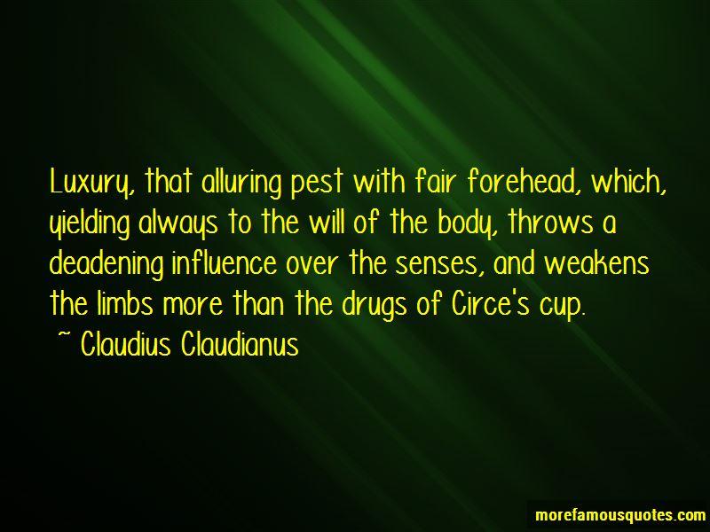 Claudius Claudianus Quotes Pictures 2