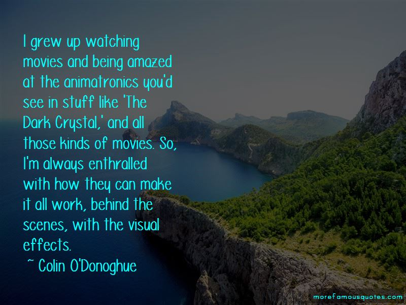 Colin O'Donoghue Quotes Pictures 2