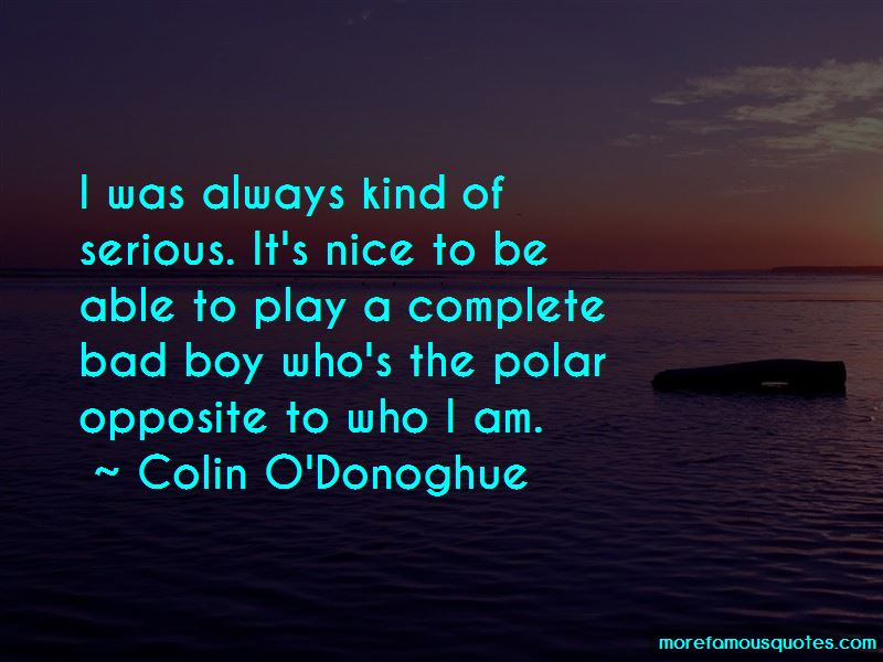 Colin O'Donoghue Quotes Pictures 4