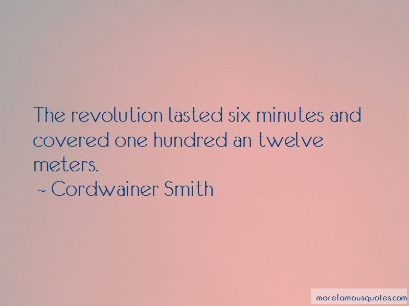 Cordwainer Smith Quotes Pictures 2