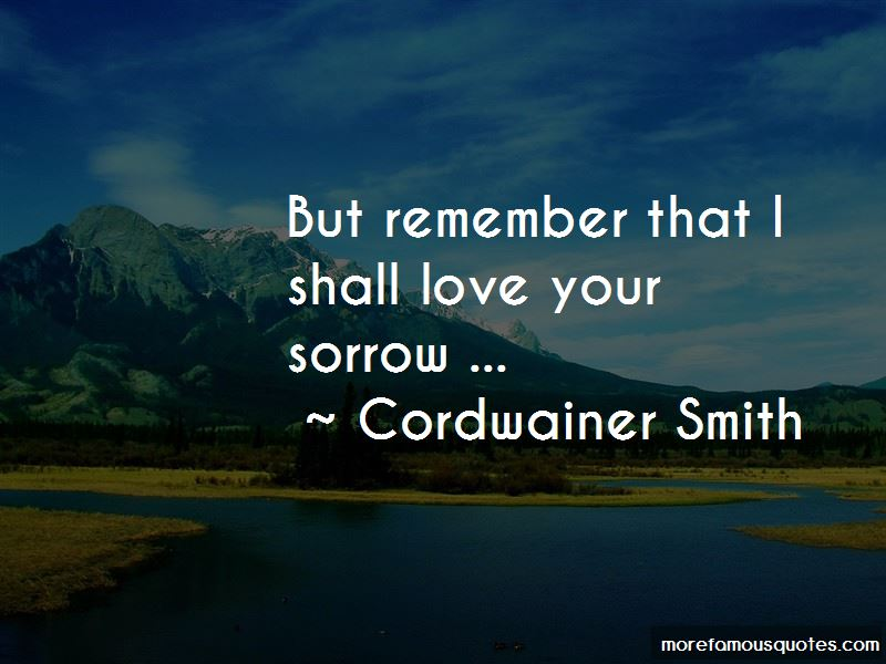 Cordwainer Smith Quotes Pictures 4