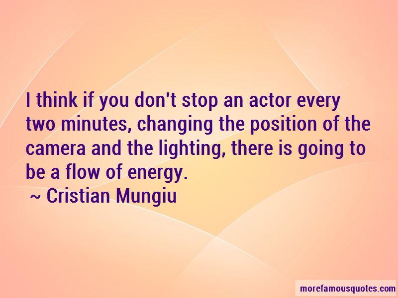 Cristian Mungiu Quotes Pictures 2