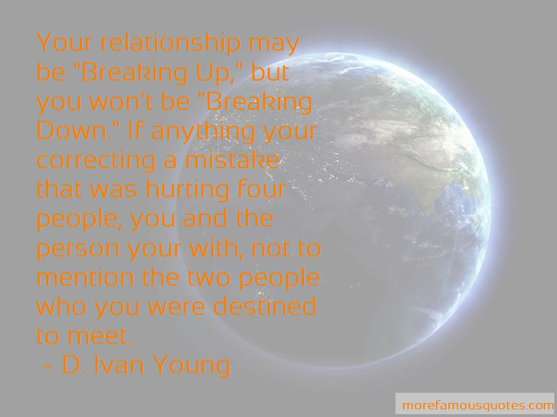 D. Ivan Young Quotes