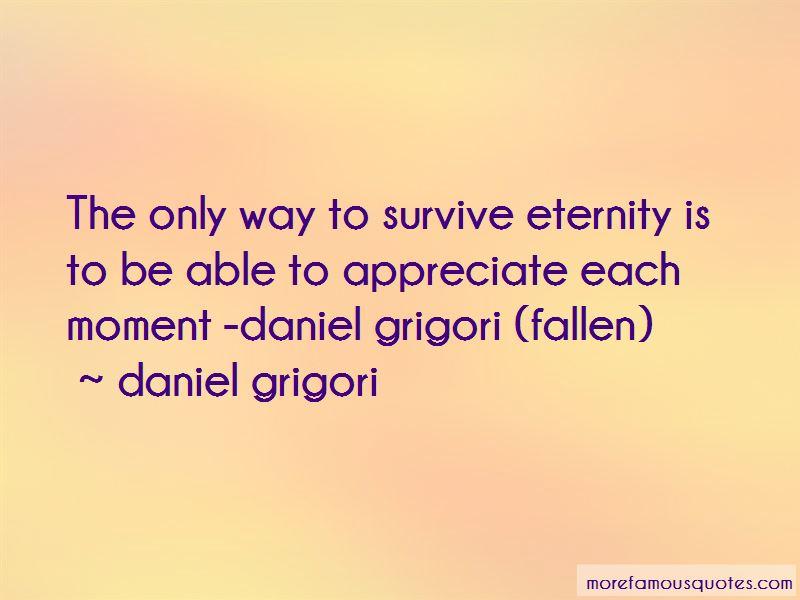 Daniel Grigori Quotes