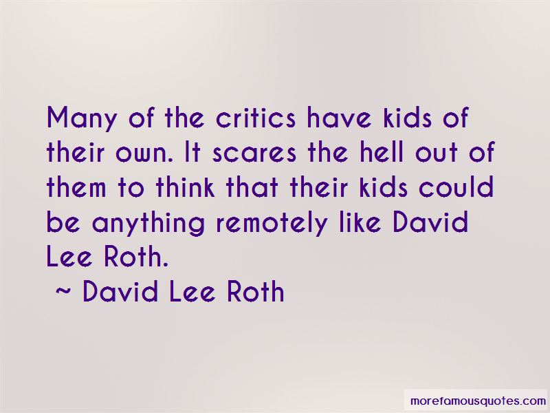 David Lee Roth Quotes Pictures 2