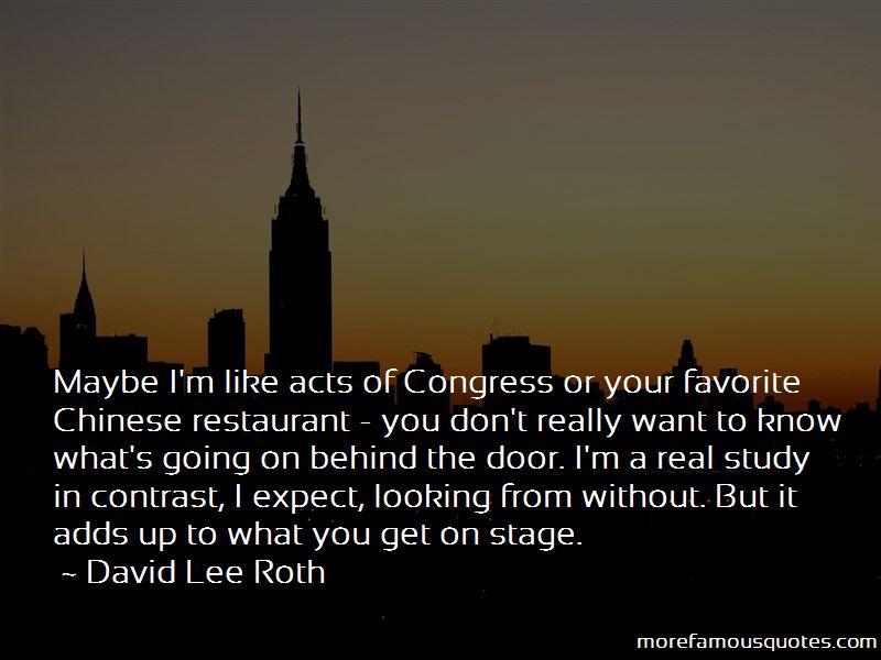 David Lee Roth Quotes