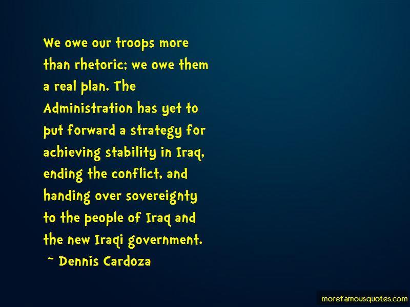 Dennis Cardoza Quotes Pictures 4